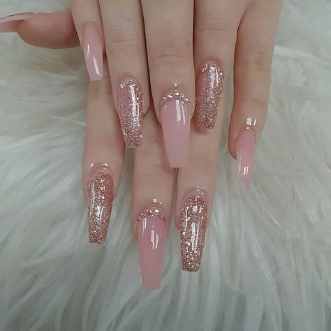 60 simple acrylic coffin nails designs ideas for 2019
