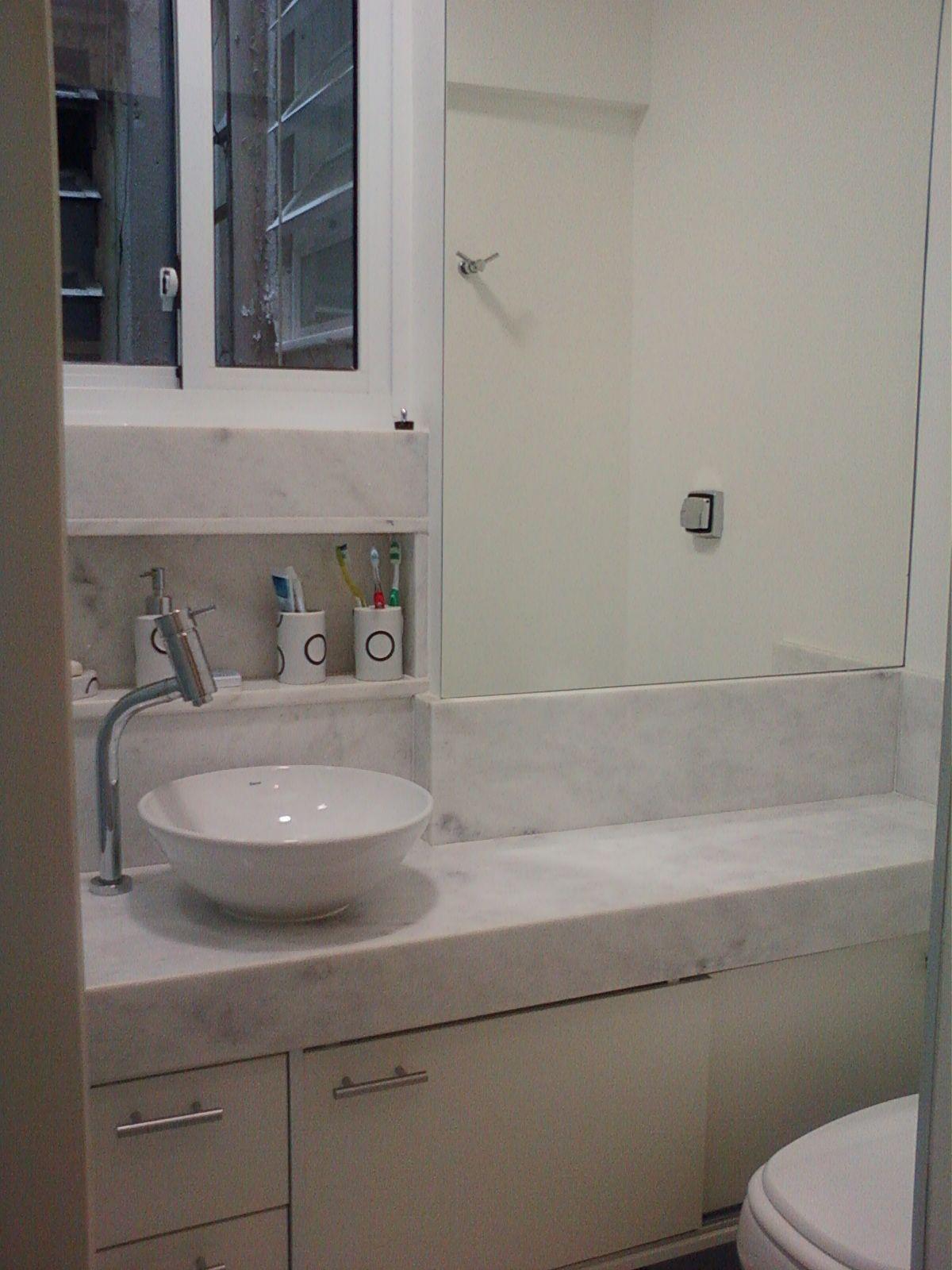conjugado em Copacabana banheiro com dimensões mínimas projeto  #5B4F46 1200x1600 Banheiro Acessivel Dimensoes Minimas