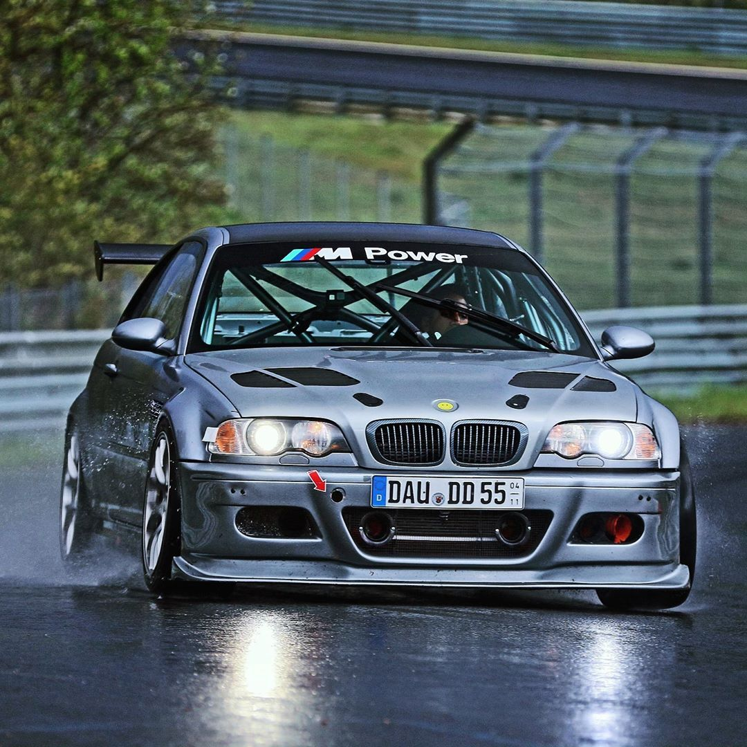 Love Tracktime Di Instagram Want Summer And Some Grippy Laps Rain Bmw E46 M3 Nurburgring Nordschleife Nurburgring Nuerb Bmw Bmw M3 Bmw E46