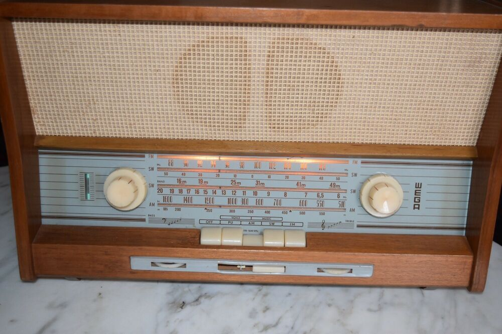 Rare Wega Germany Vintage Radio Ebay This Is An Affiliate Link If You Purchase Through This Link I Receive A Small Commiss Vintage Radio Antique Radio Radio