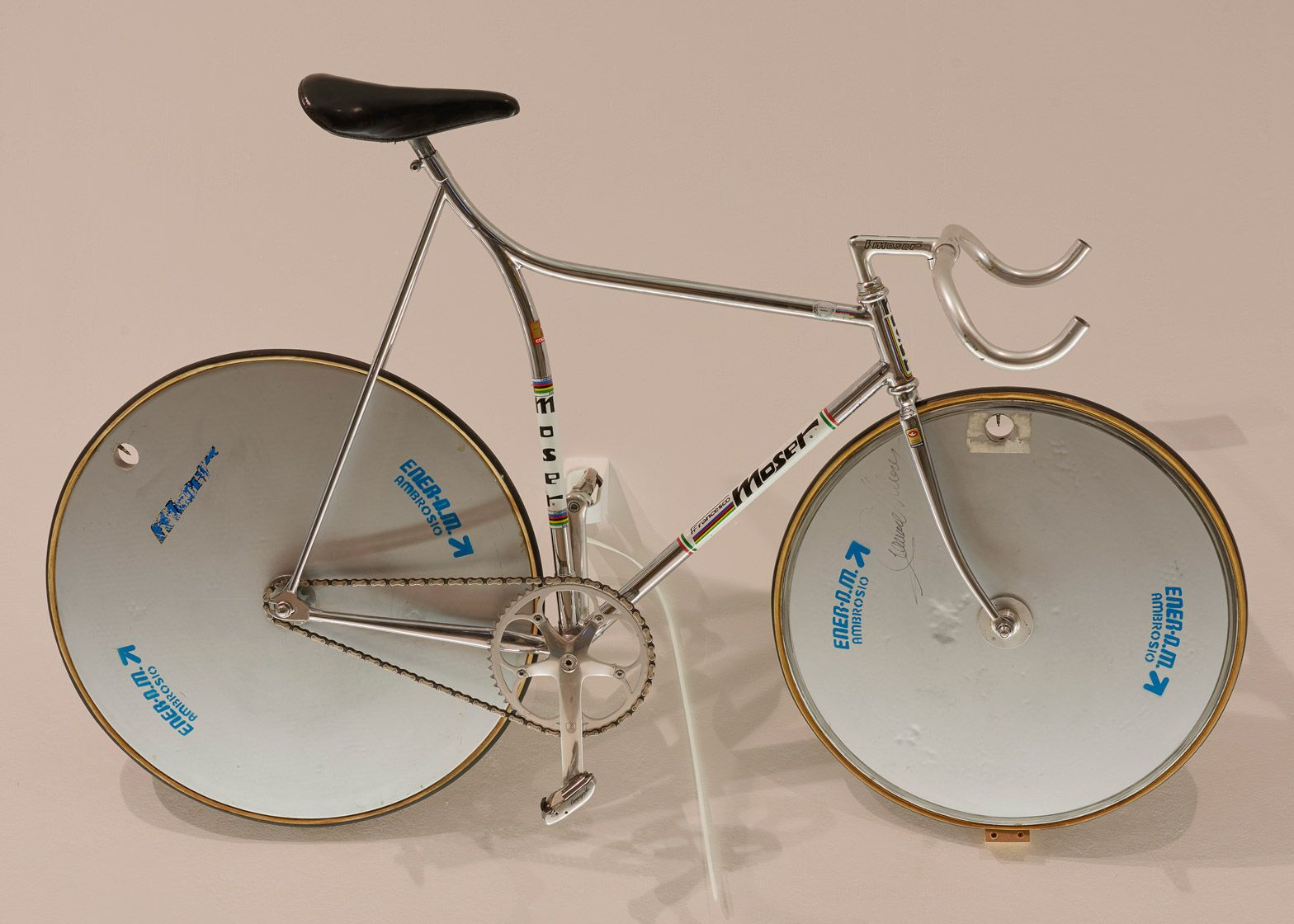 "Design Museum's Cycle Revolution exhibition celebrates bikes as ""beautiful objects""."