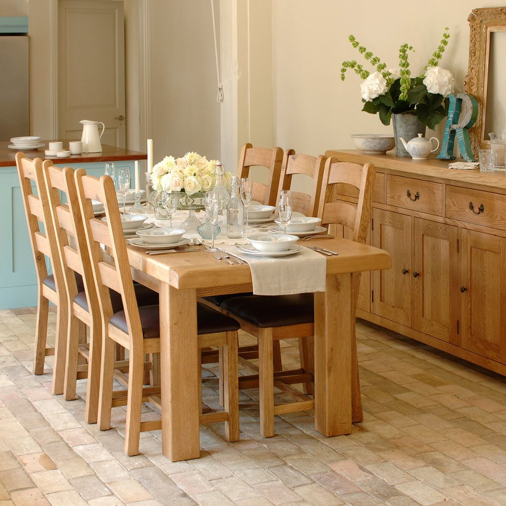 Image Result For Oak Dining Table Decor Ideas Kitchen Table Decor Oak Dining Table White Kitchen Table