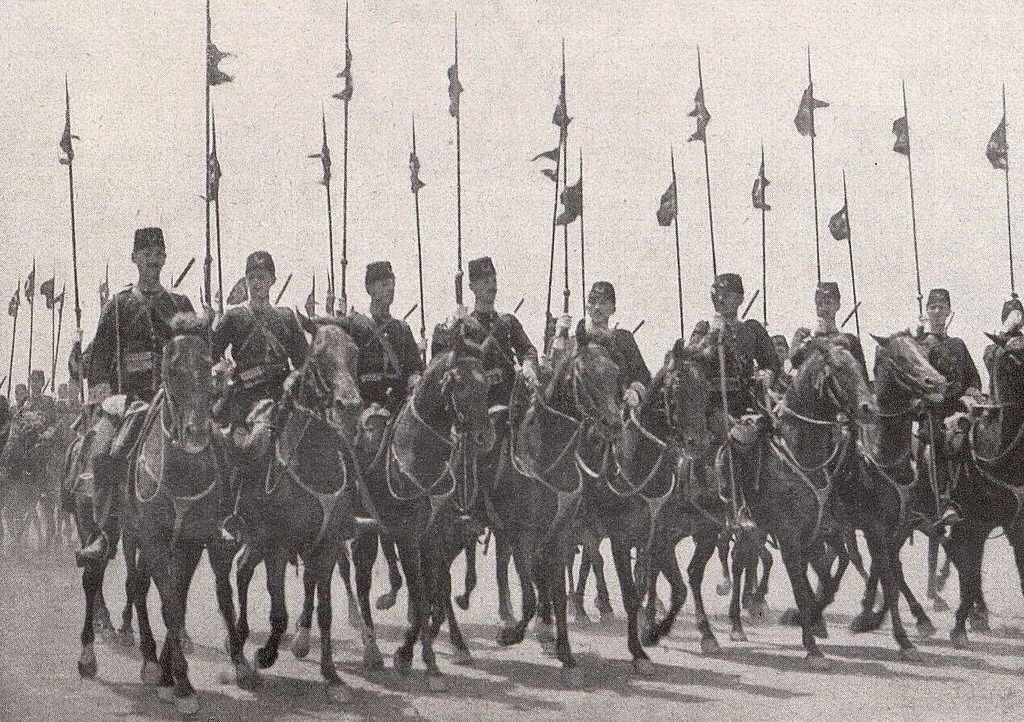 OTTOMAN CAVALRY SOLDIERS (Osmanlı Süvari Askerleri) | Son ...