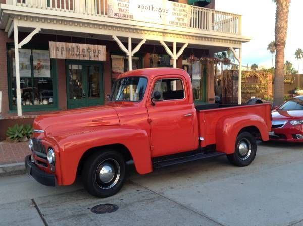 1951 International Harvester Rare Split Window 1 2 Ton Pic For Sale 1734203 International Tractors International Harvester Truck International Truck