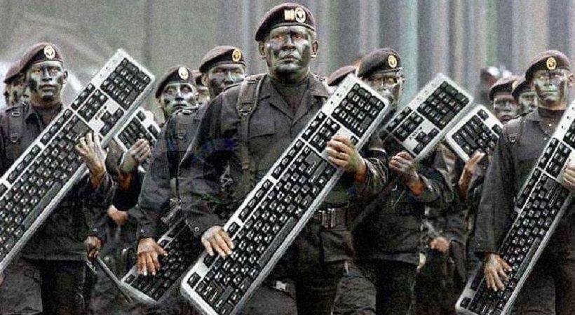 Resultado de imagen para cyber warfare
