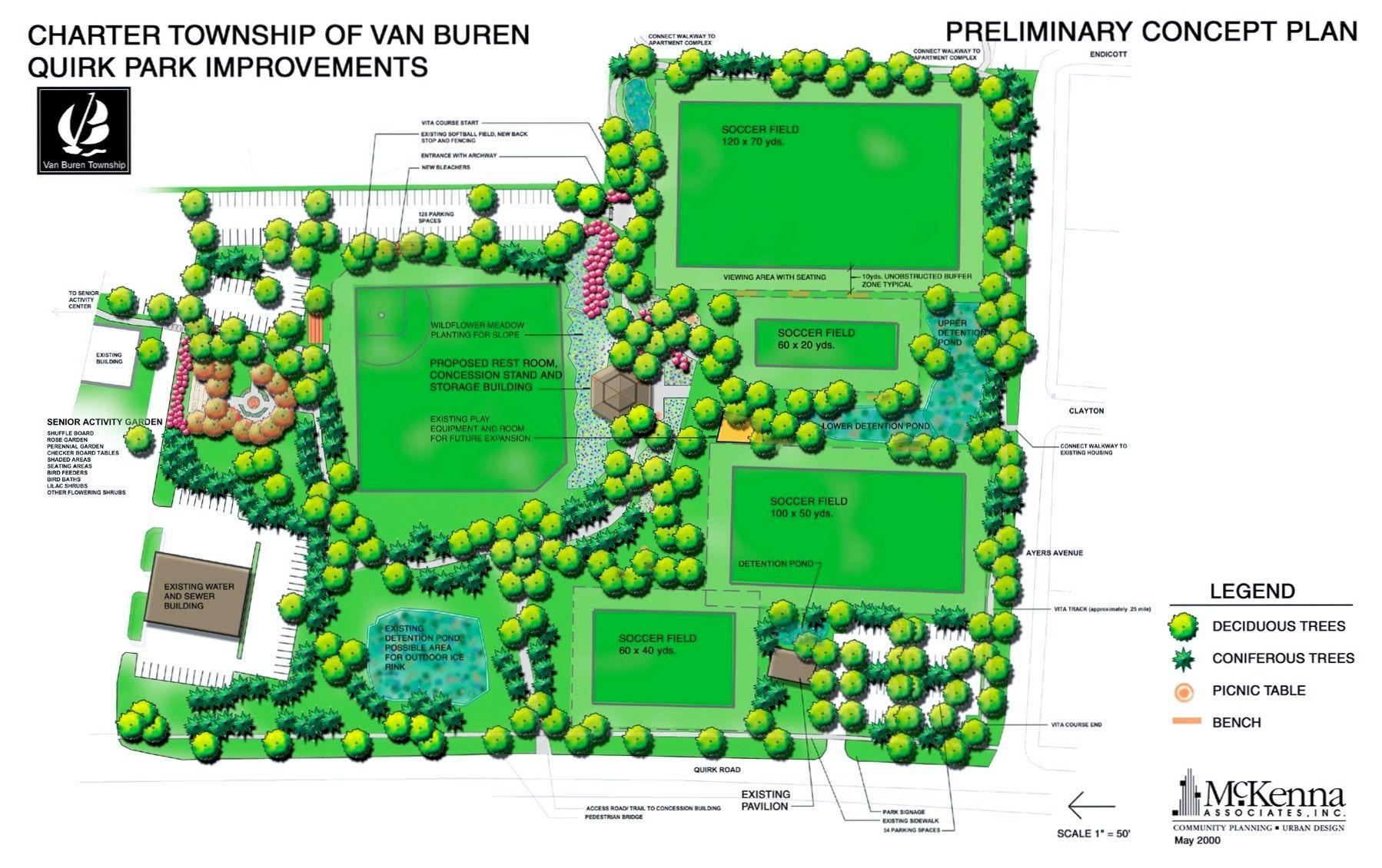 Public Park The M Group Landscape Design Build Site Planning