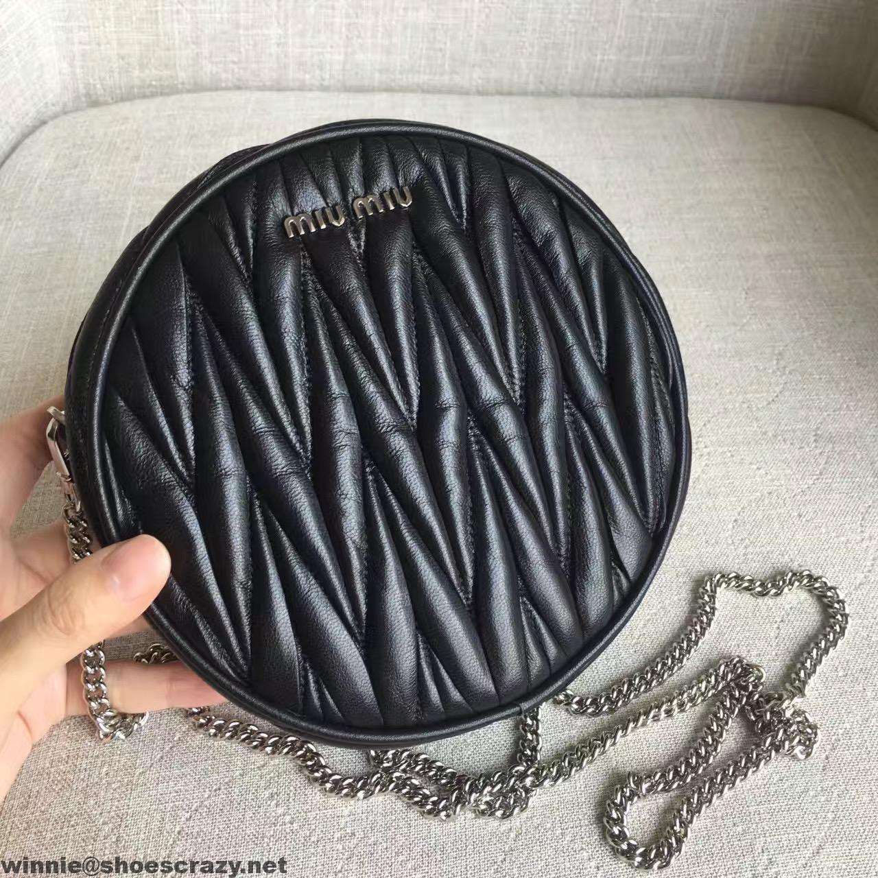 Miu Miu Round Bag