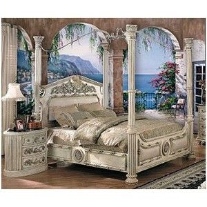 roman Style Bedroom | angels girls bedroom decorating - Greek ...