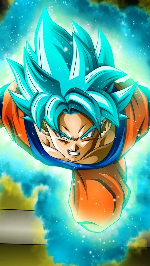 Dragon Ball Super Wallpaper Iphone Iphonewallpapers Pinterest