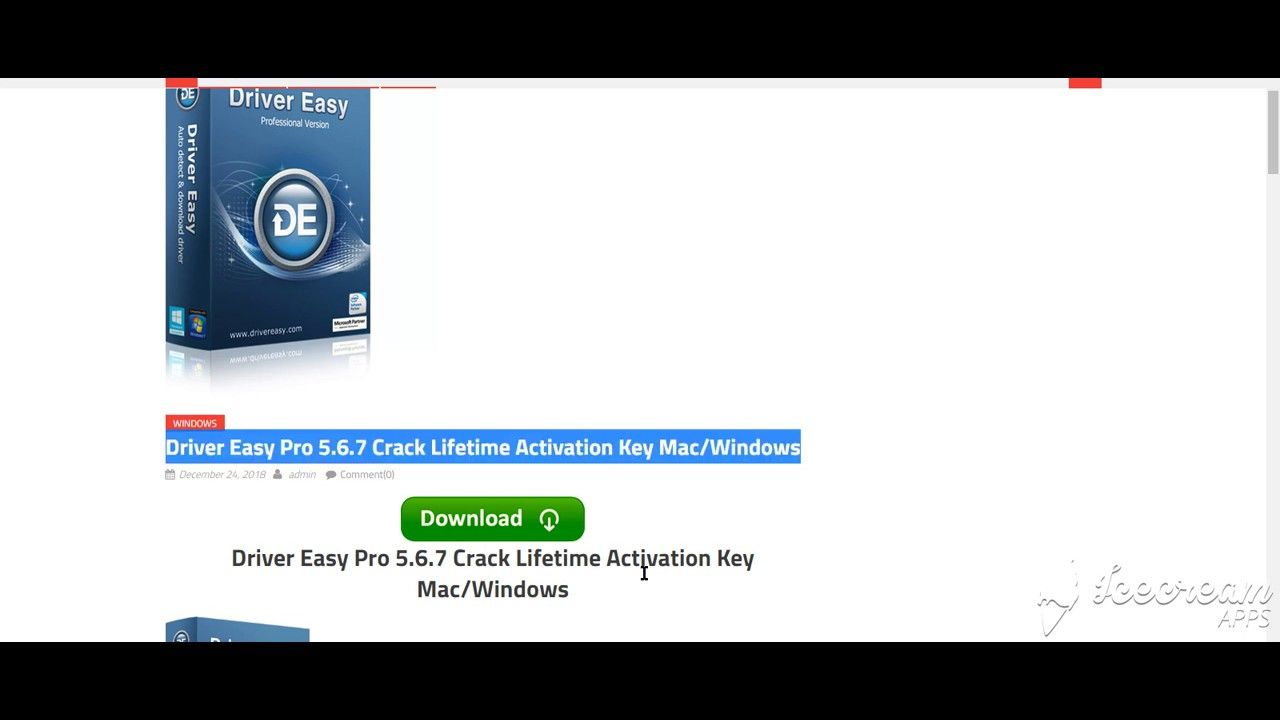 license key for driver easy pro 5.6.7