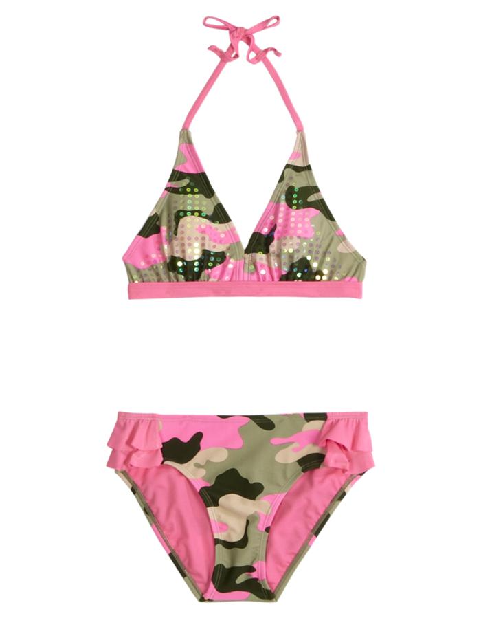 Camo Bikini Swimsuit Bikinis Swimsuits Shop Justice Want Girls Swimsuit Camo Swimsuit Camo Bikini