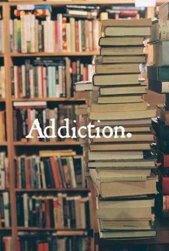 Reading Photo: Addiction
