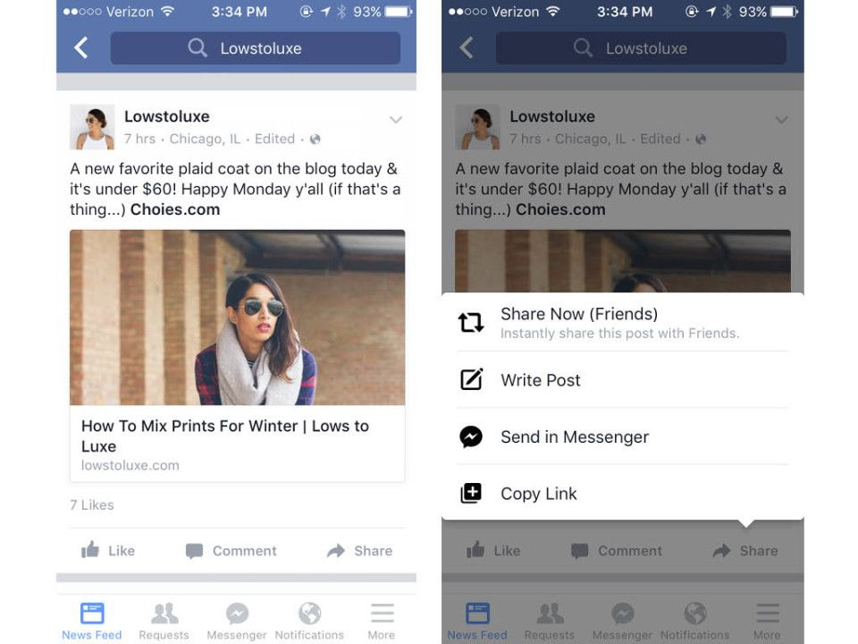 How To Use Facebook As A Page, Facebook for Bloggers