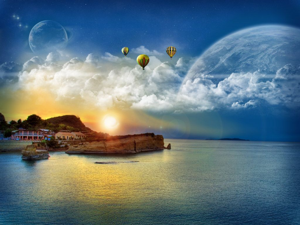image detail for -fantasy island wallpaper free fantasy island