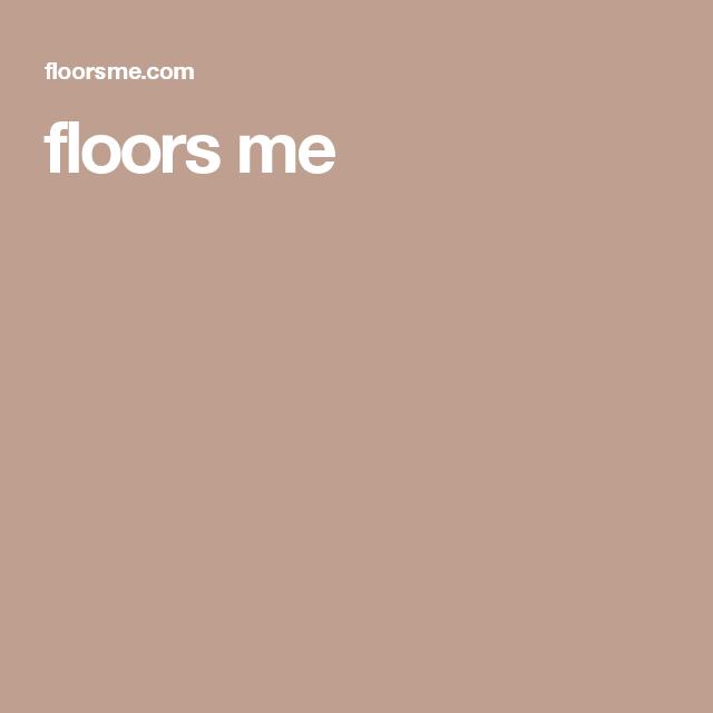 floors me