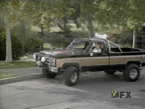 The Fall Guy Was One Of My Favourite Shows The Truck Was One Reason - Thomas chevy car show