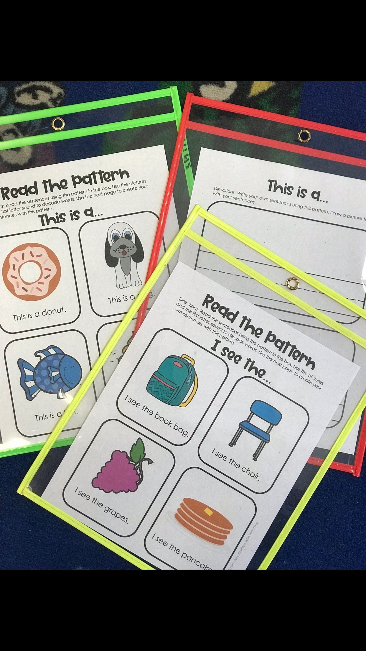 Emergent Reader Activities And Additional Support Irla