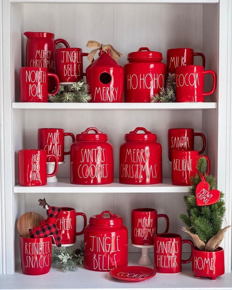 Pin by ScentBars on Rae Dunn Inspiration & Displays in