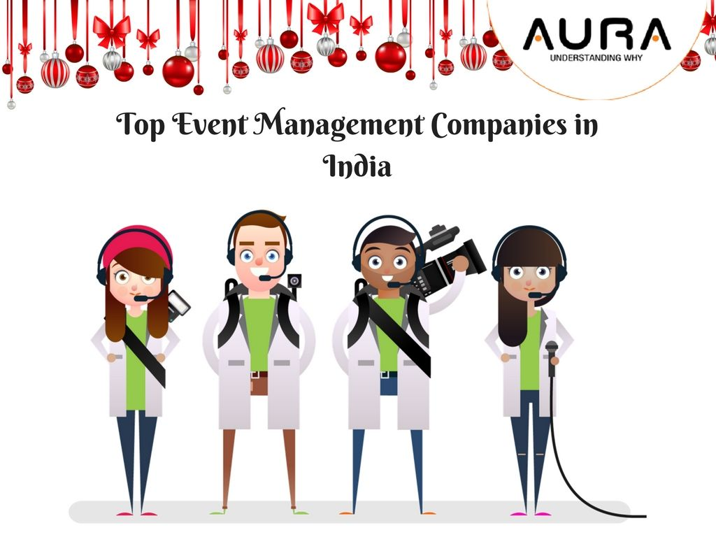 Aura is one of the top event management companies in