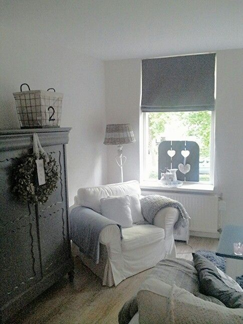 Brocante interior inspiration pinterest brocante interieur en slaapkamer for Deco slaapkamer chalet