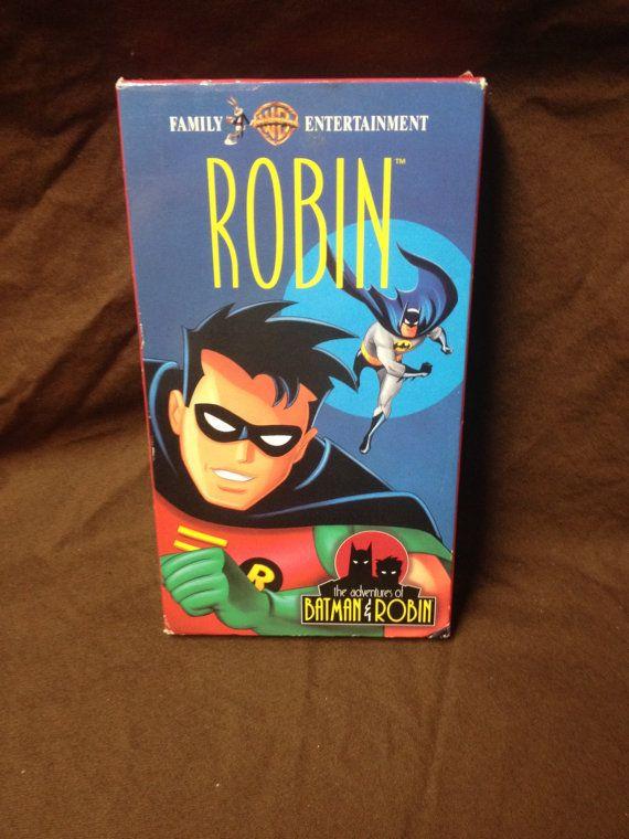The Adventures Of  Batman & Robin  Robin by HECTORSVINTAGEVAULT