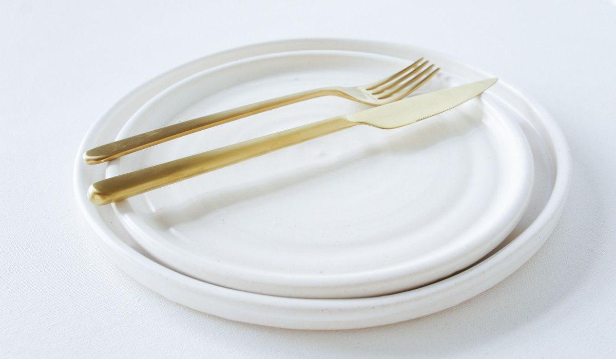 Judy Jackson Ceramic Plate - Set of 4 & Judy Jackson Ceramic Plate - Set of 4 | Ceramic plates