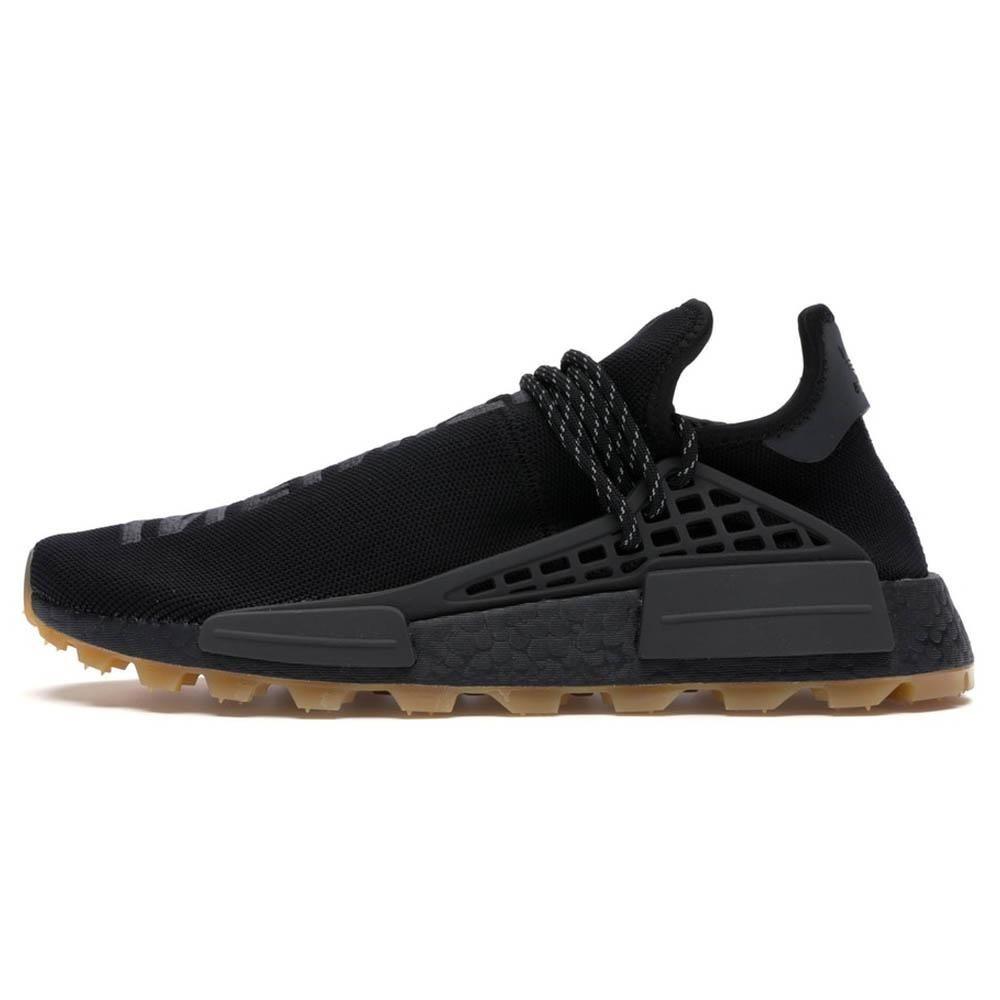 Pharrell X Adidas Nmd Human Race Gum Pack Black Human Race Shoes