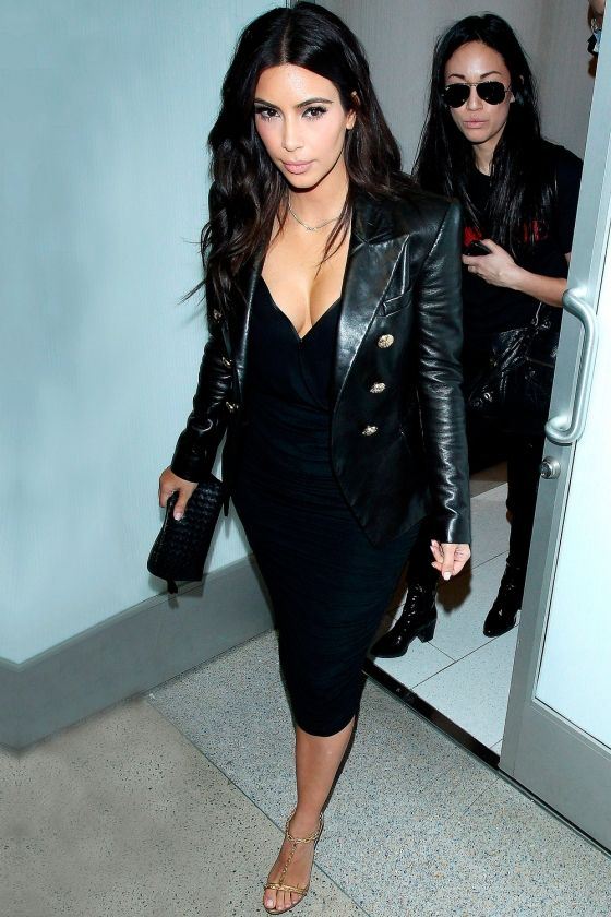 Kim Kardashian's Incredible Fashion File | Look