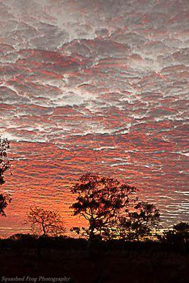 Part A:B sunrise & sunset. Metering CWA. f/20 1/2 ISO-250 70mm