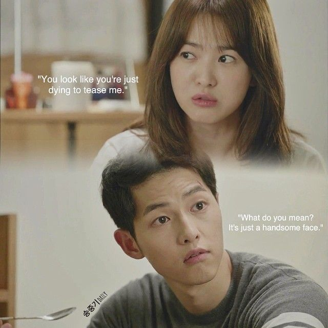 Ep 2 #descendants of the sun #song joong ki #song hye gyo