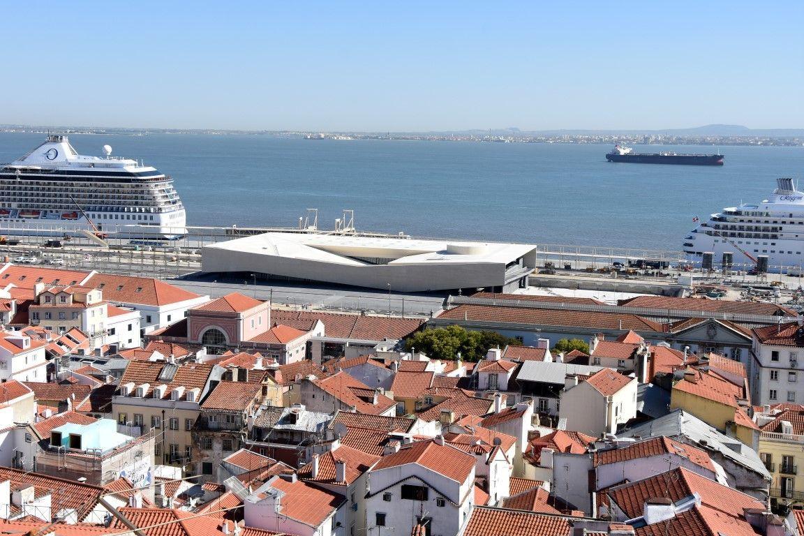 Carrilho Da Graça Cruise Terminal Lisbon Arquiteturas - Lisbon cruise ship port
