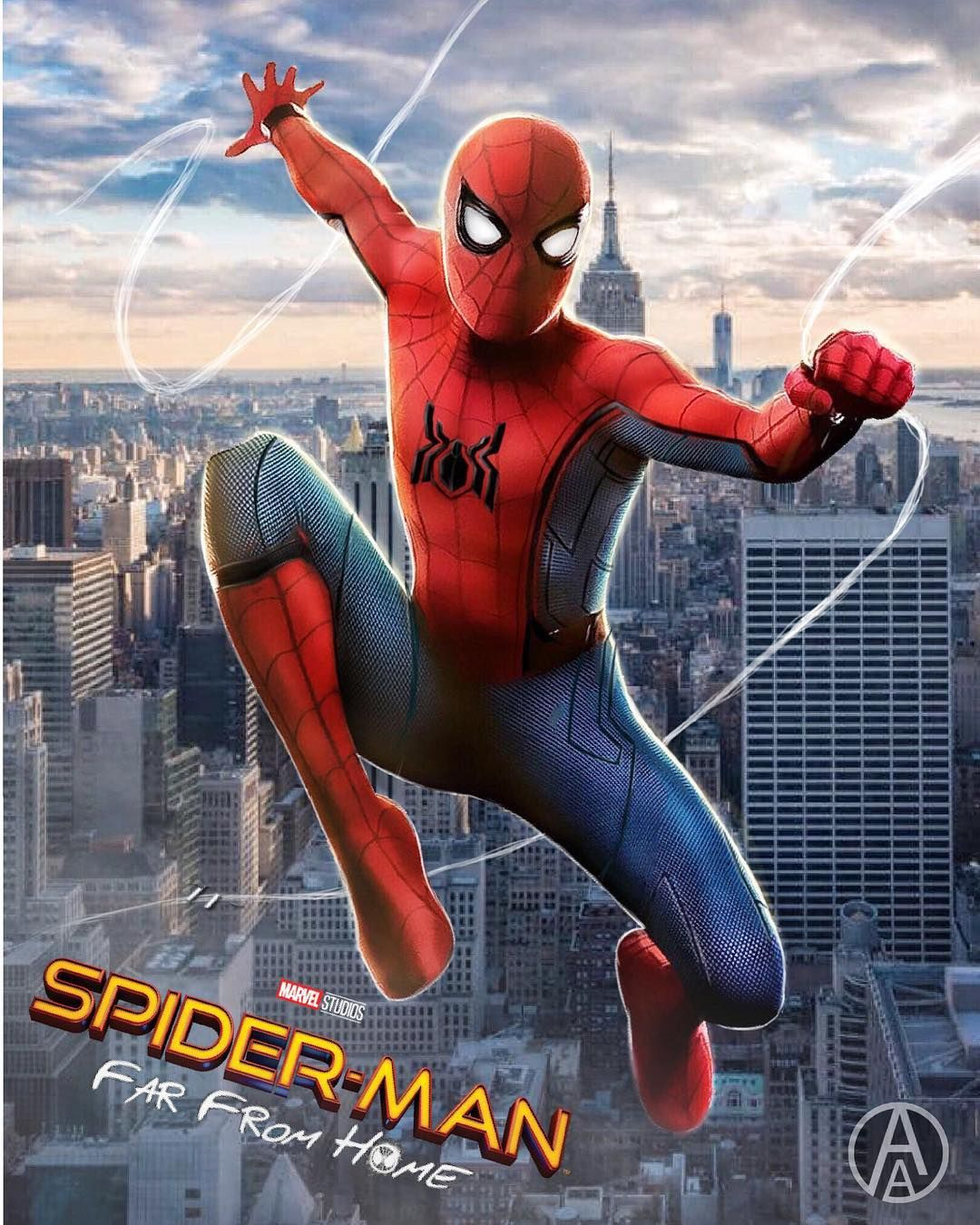 spiderman 2 far from home ! -im using the disneyland spidey suit