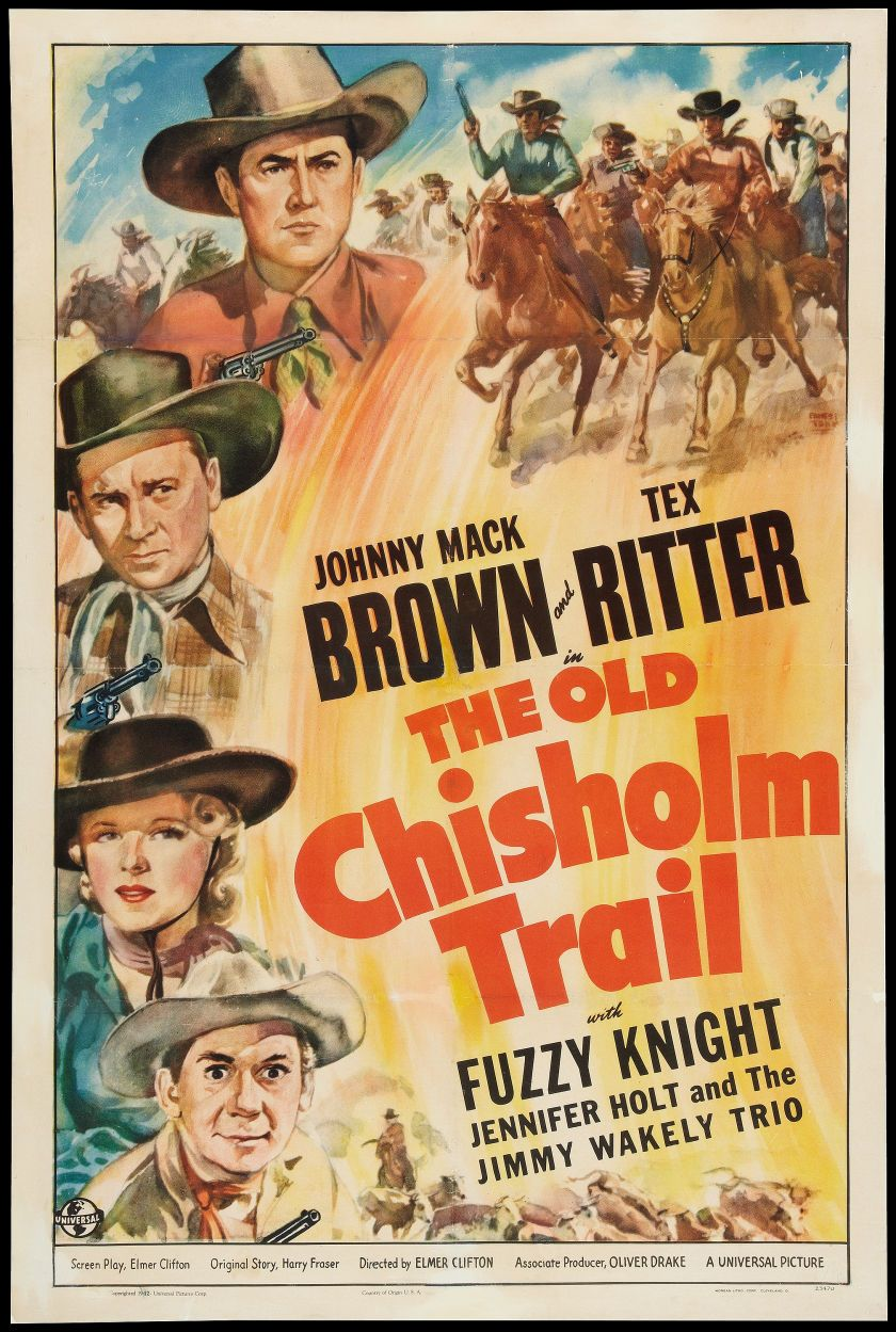 Watch The Old Chisholm Trail Full-Movie Streaming