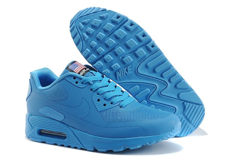Nike Air Max 90 Hyperfuse Qs Independence Day Women Shoes Cheap Nike Air Max Nike Shoes Air Max Nike Air Max
