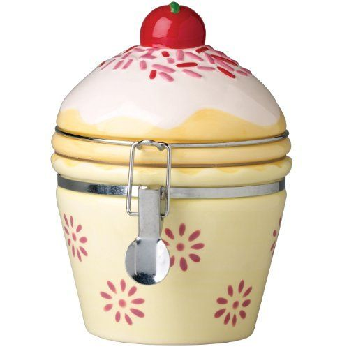 Cupcake Canisters For Kitchen: Pin By Tammy's Creative Sustainability On Interior Objects