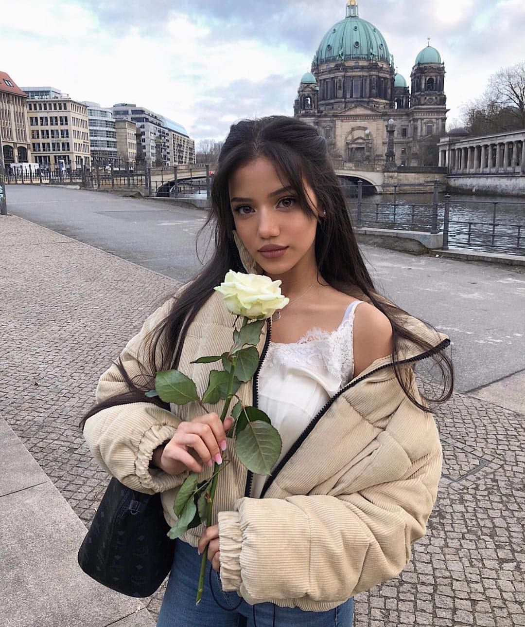 """daily inspo ♡ on Instagram: """"would you rather have a guy give you flowers or candy?"""""""