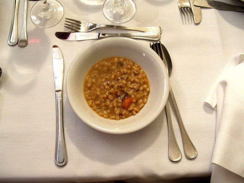 Farro Suppe
