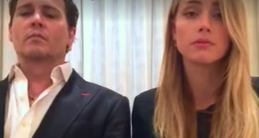 Johnny Depp, Amber Heard Apologise For bringing Pet Dogs to Australia [Video] - http://www.australianetworknews.com/johnny-depp-amber-heard-apologise-for-bringing-pet-dogs-to-australia-video/