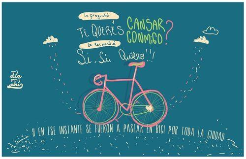 Frases At Luna Garcia Bicicletas Frases De Ciclista Y