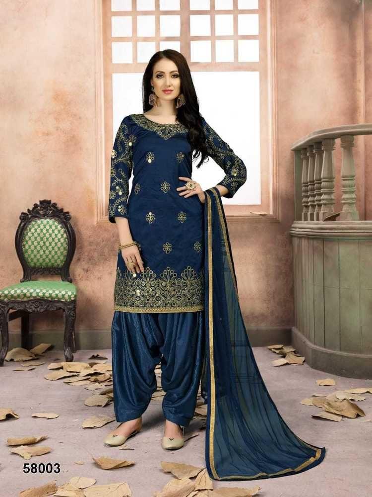 Indian Pakistani Bollywood Designer Salwar Kameez Shalwar Suit Punjabi Patiyala Women's Clothing Other