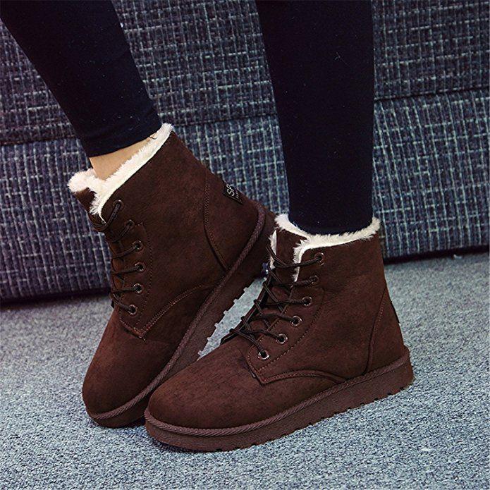 Freizeit-Schuhe Schlupf-Stiefel 7GKEeL