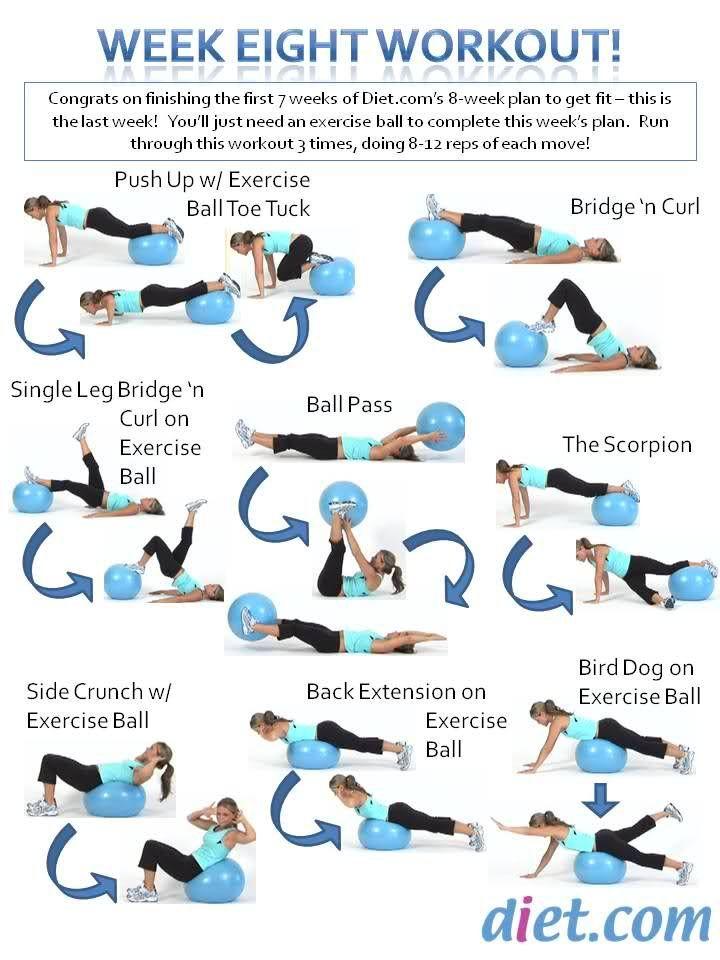 Week # 8 #Fitness # Challenge, #challenge #Fitness #week #workoutplan