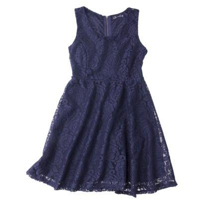 Blue Flower Girl Dresses at Target