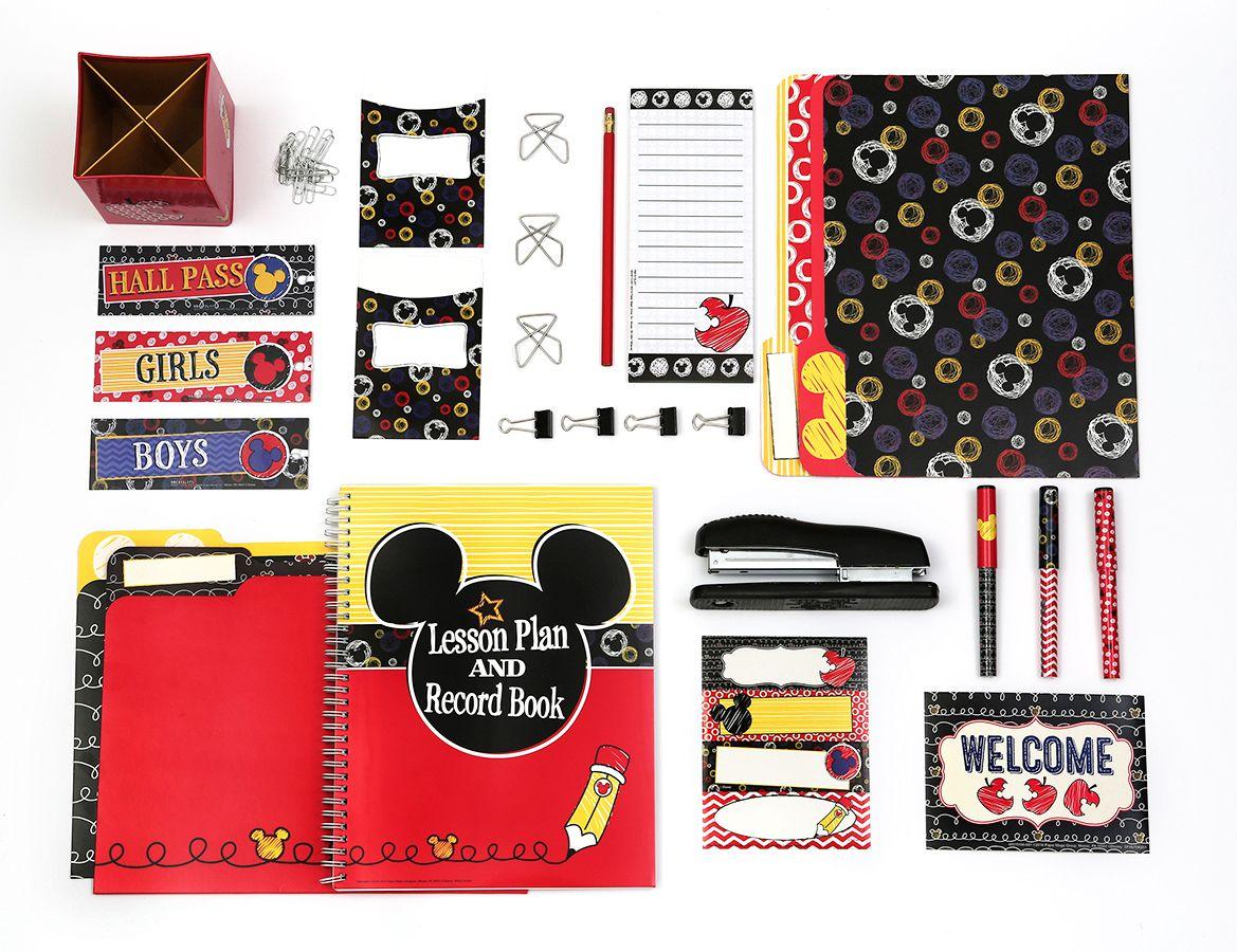 Mickey Color Pop Classroom Teaching Supplies