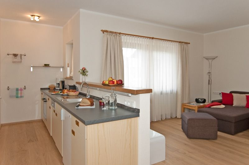 wohnzimmer offene küche - Google-Suche Küche Pinterest Interiors - bilder offene küche