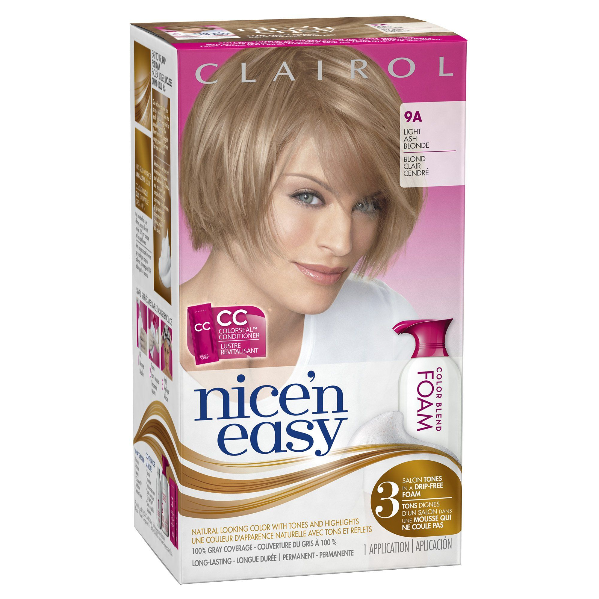 Pin By Theresa Theunissen On Hair Foam Hair Color Light Ash