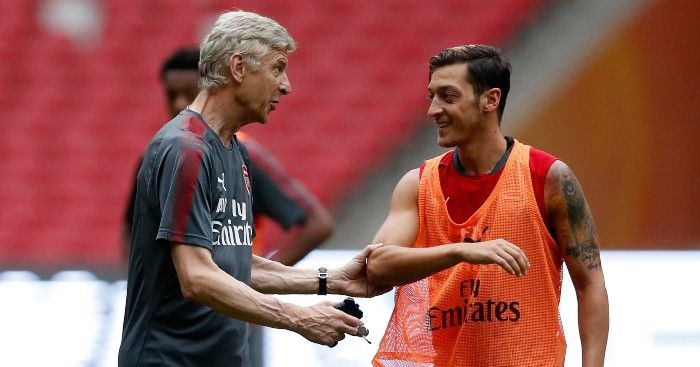 Arsenal supporters know the meaning of this famous DB