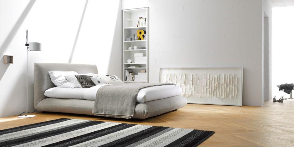 310400 - JALIS, inkl Matratze interlübke jalis bed - schlafzimmer mit boxspringbetten schlafkultur und schlafkomfort