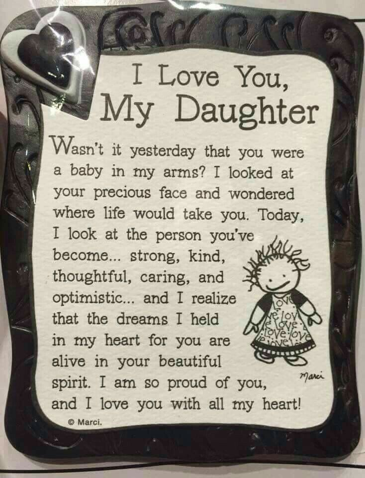 Best 25+ Proud daughter quotes ideas on Pinterest ... I Am Proud Of My Daughter Quotes