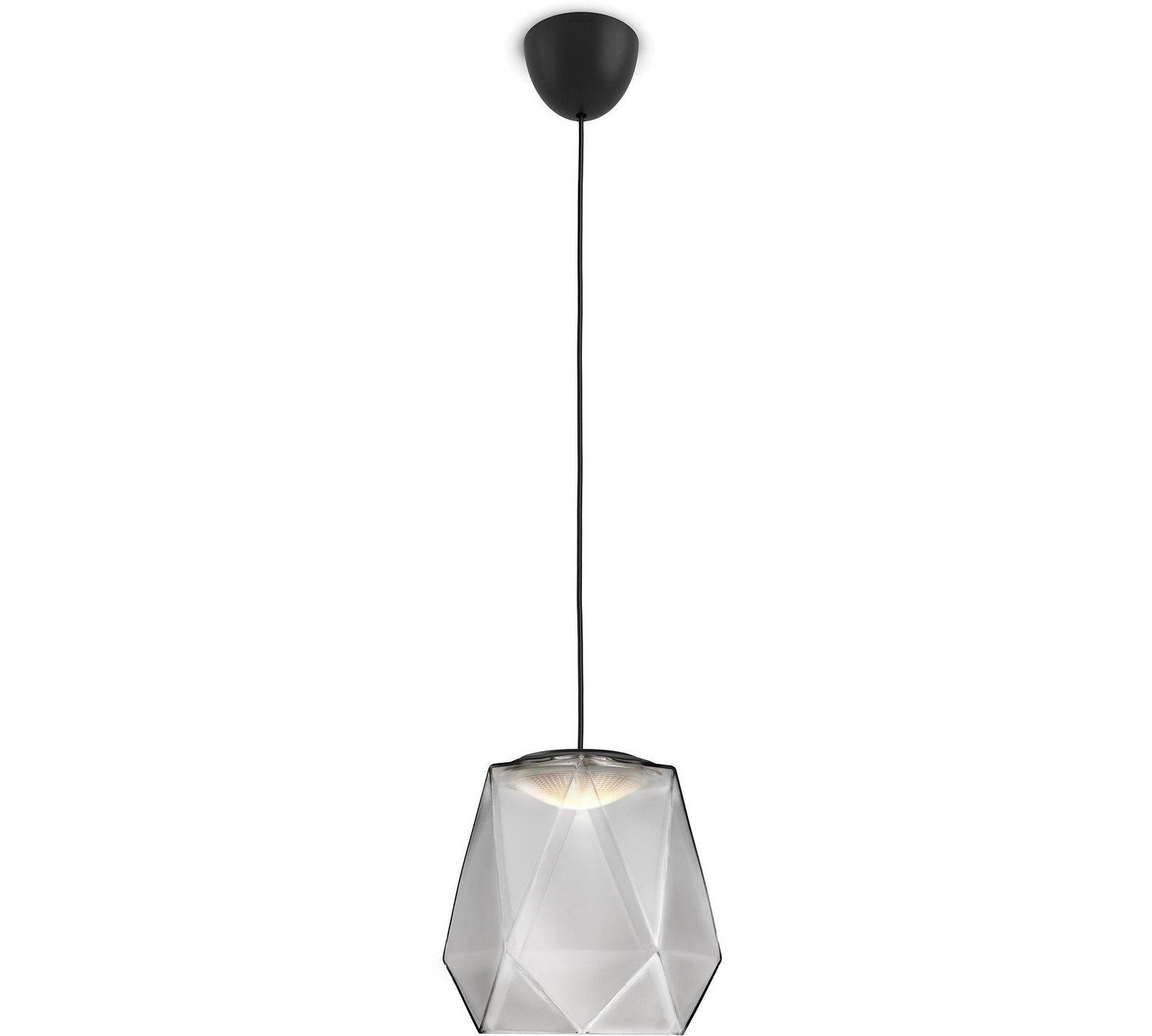 Buy Philips myLiving Italo LED Suspension Light - Grey at Argos.co ...